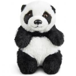 Bebe panda de plus 17 cm living nature