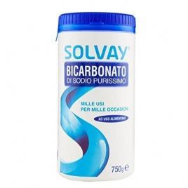 Bicarbonat de sodiu pentru uz  alimentar solvay 750g