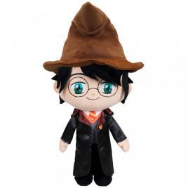 Jucarie din plus, harry potter, wizard cu palarie 32 cm
