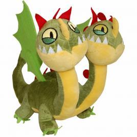 Jucarie din plus, how to train your dragon, zippleback 30 cm