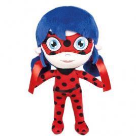 Jucarie din plus, miraculous, ladybug 28 cm
