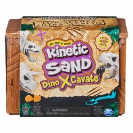 Kinetic sand dino xcavate