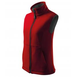 Vesta vision softshell dama roşu - 2xl