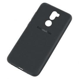 Husa silicon neagra premium live 7s kruger&matz