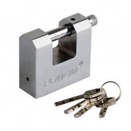 Lacat securizat cu tija interna dreapta 80mm