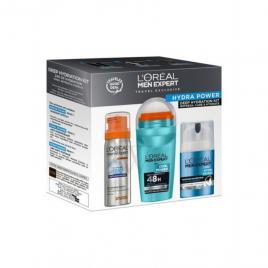 L`oreal set men hydra power refreshing kit anti irritation shave foam 50 ml +...