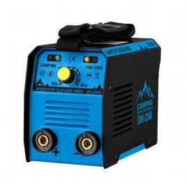 Invertor pentru sudura MMA CAMPINA CWI-230A, 230A, 7 kVa, diametru electrozi 1 - 4mm