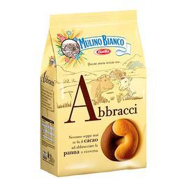 Biscuiti  cu cacao si smantana mulino bianco abbracci editie limitata de 1 kg