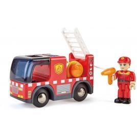 Masina de pompieri cu sirena hape