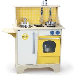 Bucatarie pentru copii galben mustar vilac
