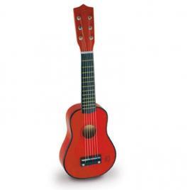 Chitara rosie din lemn vilac