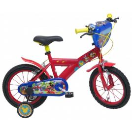 Bicicleta copii denver mickey mouse 14 inch