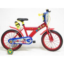 Bicicleta copii denver mickey mouse 16 inch