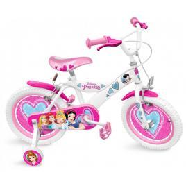Bicicleta copii stamp disney princess 16 inch