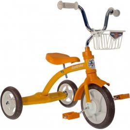 Tricicleta copii super lucy champion galbena