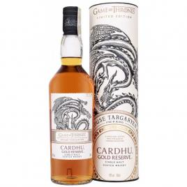 Cardhu gold game of thrones, whisky 0.7l
