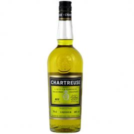 Chartreuse jaune, lichior 0.7l