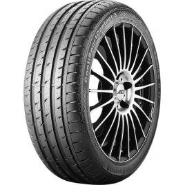 Continental contisportcontact 3 ssr 205/45 r17 84w *, runflat