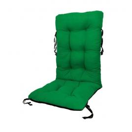 Perna pentru scaun de gradina sau sezlong, 48x48x75cm, culoare verde