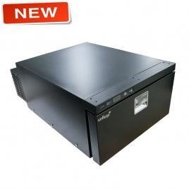 Ladă frigorifică volltop dc-30dr cu compresor și sertar - 28l , 12-24v