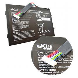 Baterie laptop eXtra Plus Energy pentru Dell Alienware M11x M14x R1 R2 R3 PT6V8 T7YJR