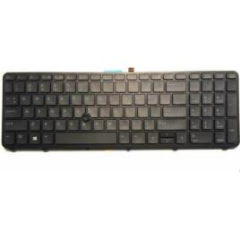Tastatura laptop HP ZBook 15 G1 ZBOOK 17 G1 ZBOOK 17 G2 Pointer 743185-001 US with frame AND BACKLIT KBHP21