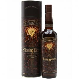 Compass box flaming heart, whisky 0.7l