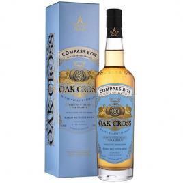 Compass box oak cross, whisky 0.7l