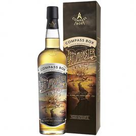Compass box peat monster, whisky 0.7l