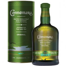 Connemara peated irish, whisky 0.7l