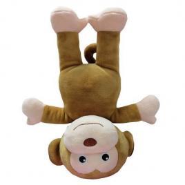 Jucarie de plus hopa-hop peste cap ma dau - maimuta