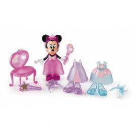 Papusa minnie cu accesorii - like a princess