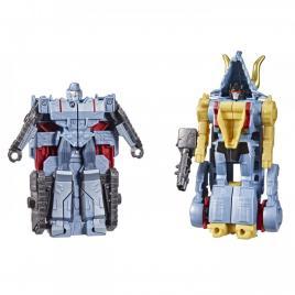 Transformers cyberverse figurine megatron si dinobot slug 14cm