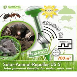 Aparat Solar Anticartita, Rozatoare, Furnici Isotronic 70010