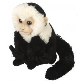 Jucarie plus maimuta capucin wild republic 20 cm