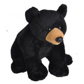 Jucarie plus urs negru wild republic cu sunet