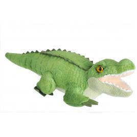 Jucarie plus crocodil wild republic cu sunet