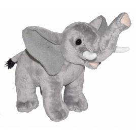 Jucarie plus elefant wild republic cu sunet