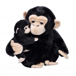 Jucarie plus mama si puiul - cimpanzeu