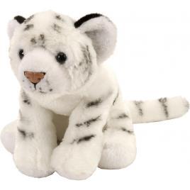 Jucarie plus pui de tigru alb wild republic 20 cm