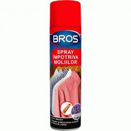 Spray Impotriva Moliilor Bros, 150 Ml. (033)