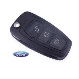 Cheie briceag ford focus 3 butoane completa cu telecomanda model nou