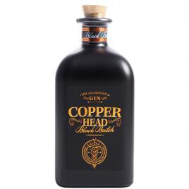 Copperhead black batch gin, gin, 0.5l