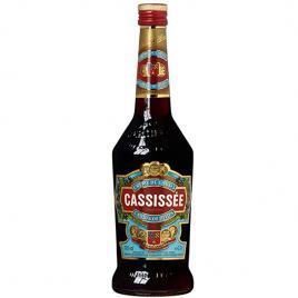 Crème de cassies dijon, lichior 0.7l