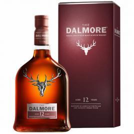 Dalmore 12yo, whisky 0.7l