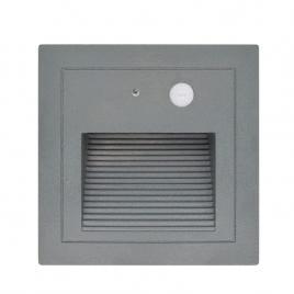 Lampa de ghidare led de exterior pentru scari sau alei - senzor inclus
