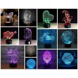 Lampă Led, Diverse Modele