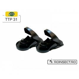 Capcana Mecanica Pentru Soareci Sicur Trap Miny TTP31 (Set 2 Buc)