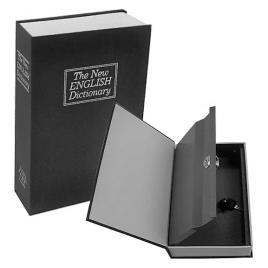 Caseta de valori seif tip carte / dictionar