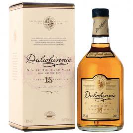 Dalwhinnie 15yo, whisky 0.7l